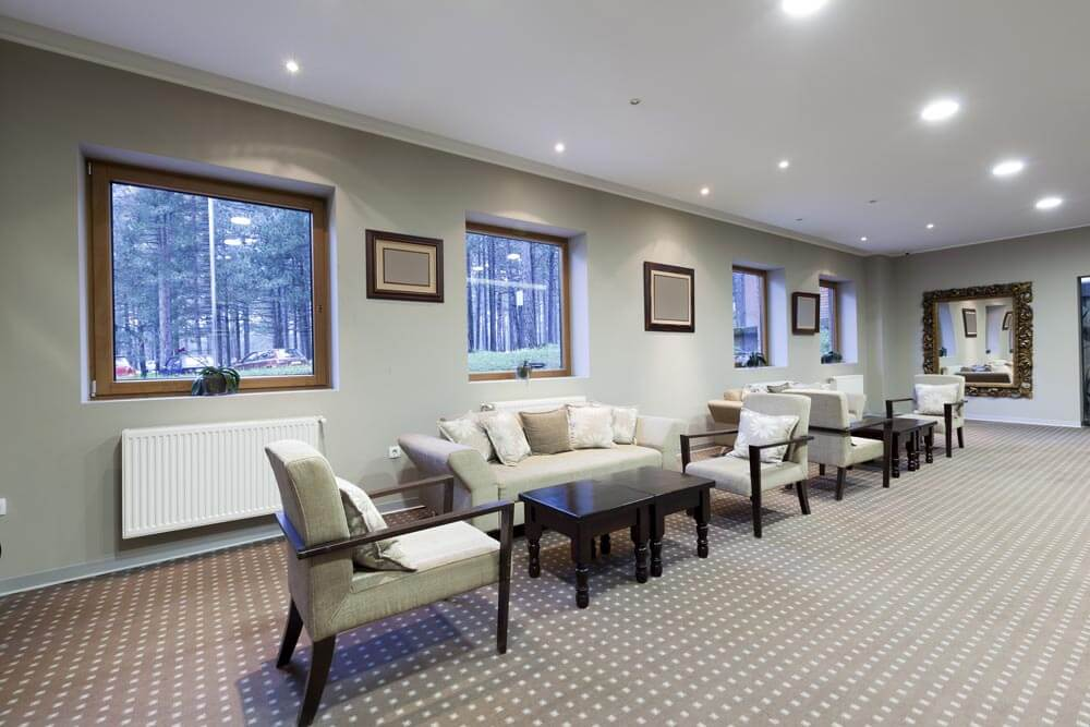 Care home flooring solutions & Retirement home flooring | Easifit Flooring Ltd.