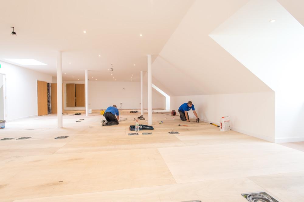 Sub Floor Preparation (1)