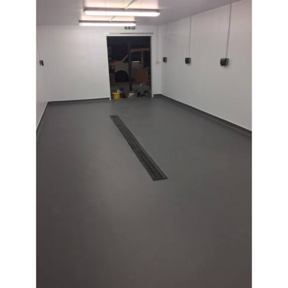 Altro Walkway Completed installation