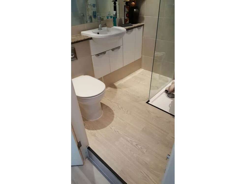 bathroom safety flooring altro wood safety easifit flooring 11235