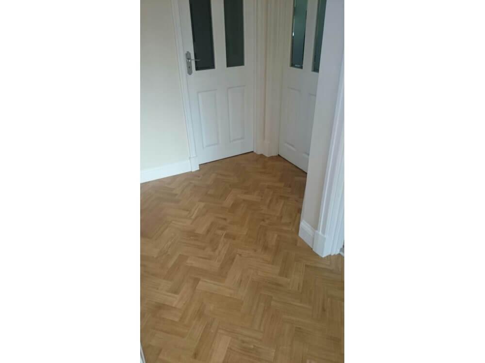 Amtico Signature Flooring Installed