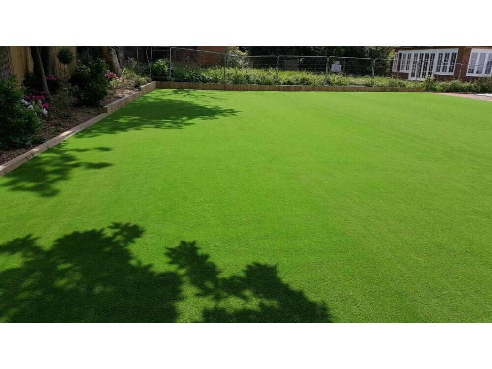 Artificial Grass - Garden, Keston, Kent 3