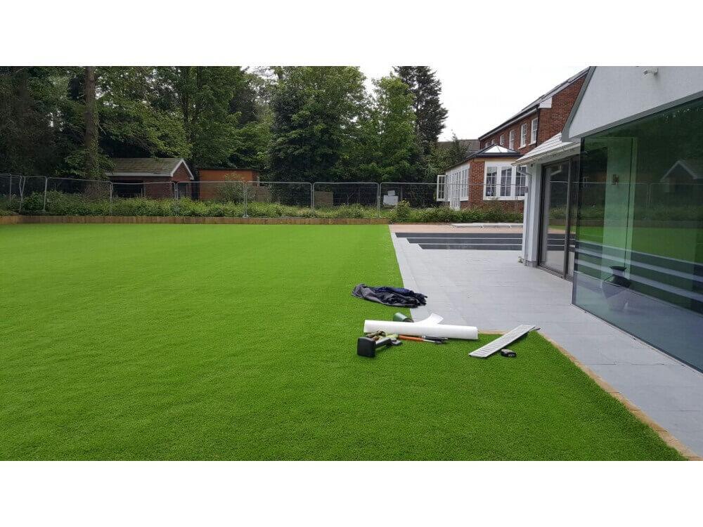 Artificial Grass - Garden, Keston, Kent 5