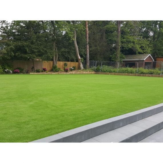 Artificial Grass - Garden, Keston, Kent