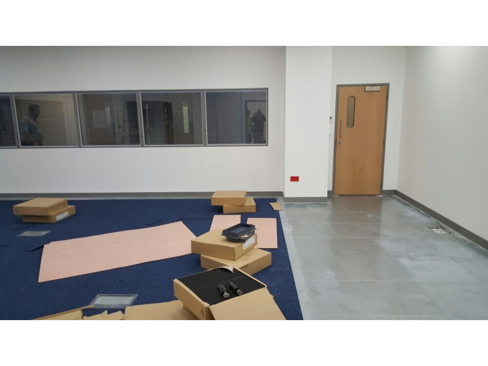 Carpet Tiles - Office - Crawley, West Sussex 2