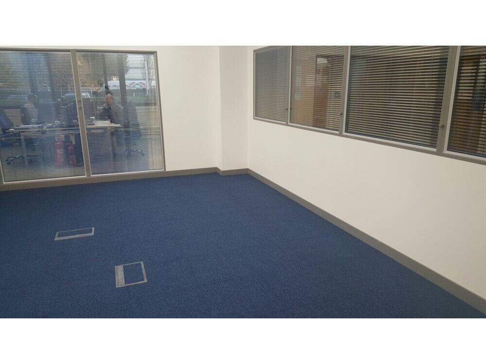 Carpet Tiles - Office - Crawley, West Sussex 3