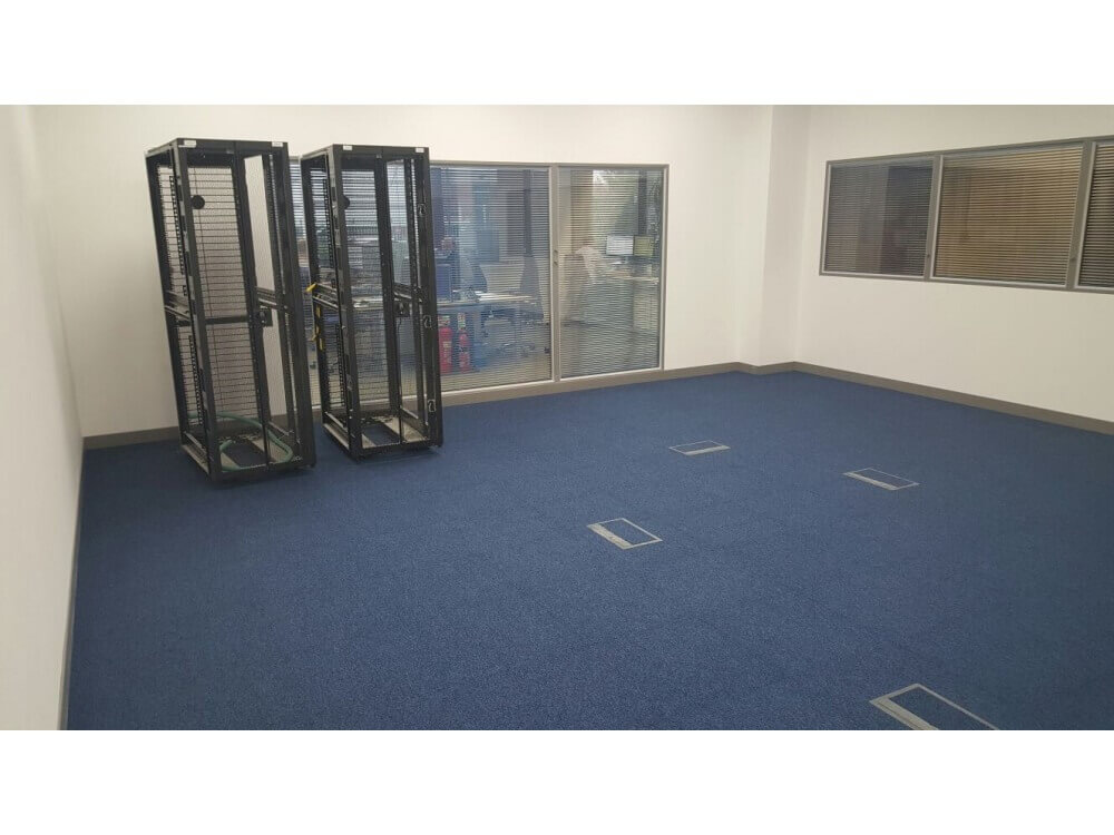 Carpet Tiles - Office - Crawley, West Sussex
