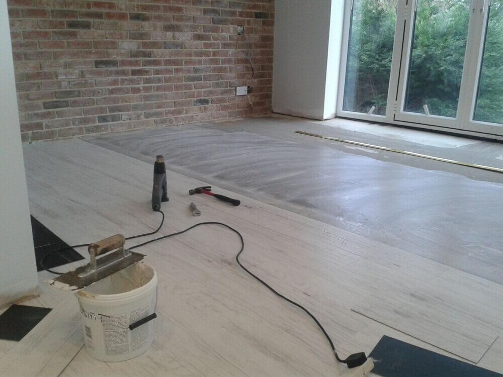 Creation 55 - Starting Installation - Orpington, Kent 2