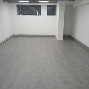 Gerflor Creation 55 vinyl tile - London, W1