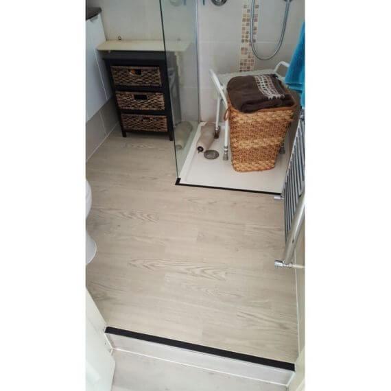 Installation Completed - Bathroom - Kent