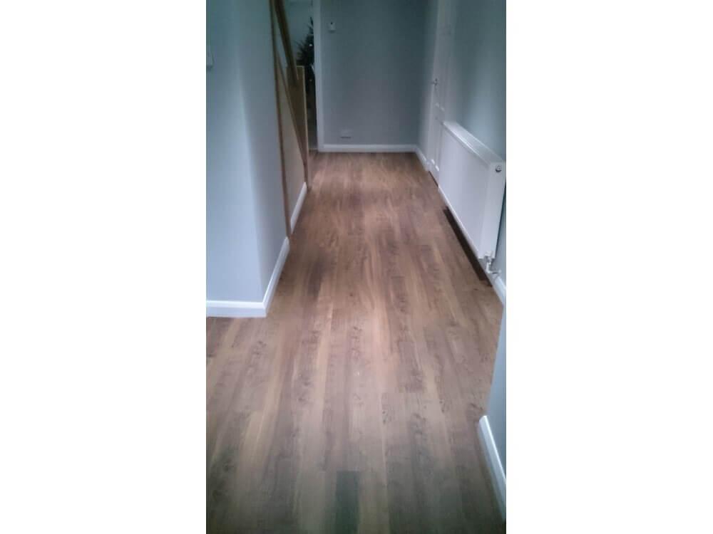 Karndean Loose Lay Plank Installation - Keston, Kent