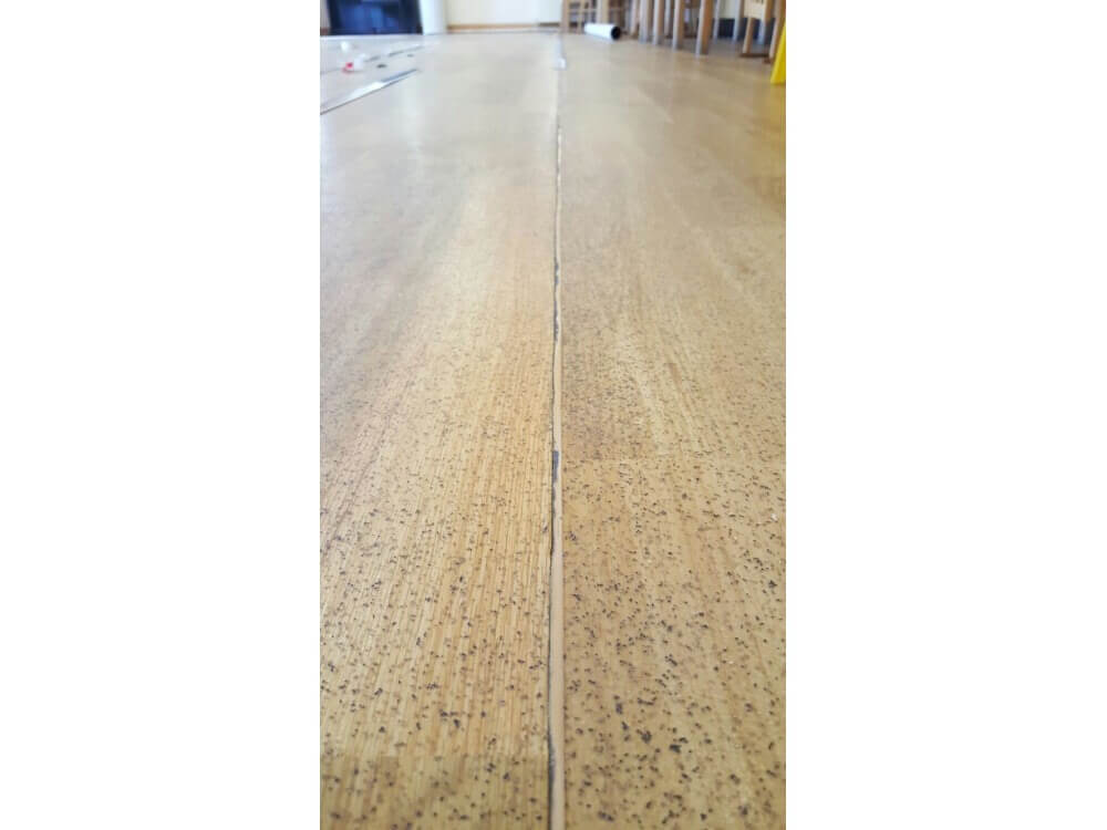 Vinyl with Split Seam (unable to re-weld) - Gillingham, Kent