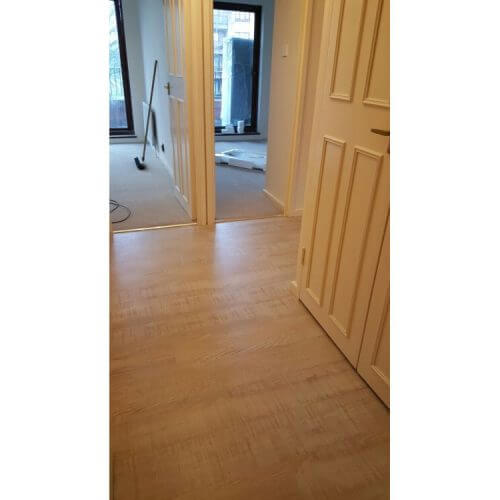 Woodplank vinyl installed - Bromley, Kent