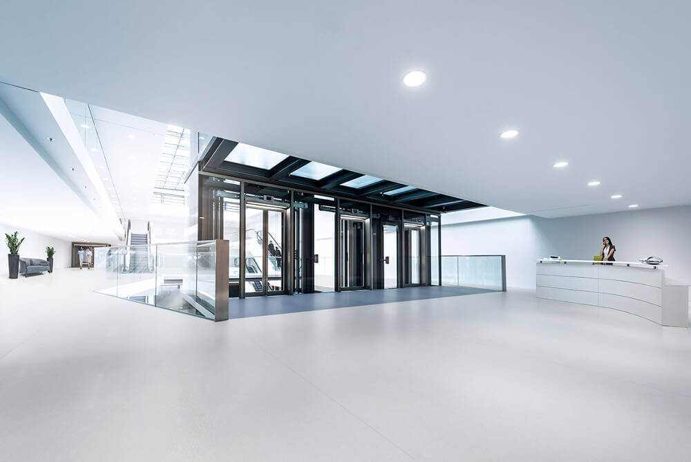 Contractor Safe Altro Operetta Lifts Reception