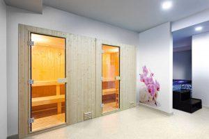 Sauna Altro Pisces and Altro Digiclad