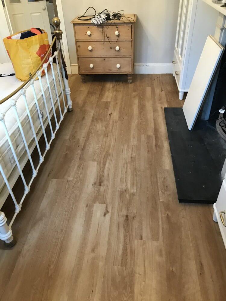Karndean flooring installed by Easifit Flooring